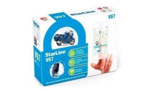 StarLine V67 Bt GSM-GPS