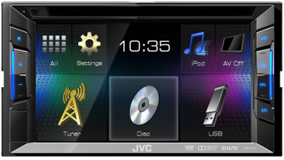 JVC KW-V11EE