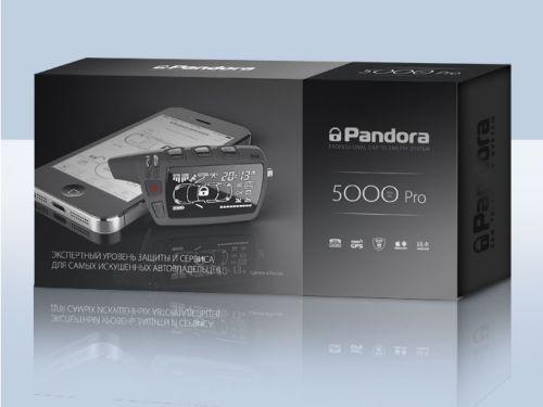 Pandora DXL 5000pro