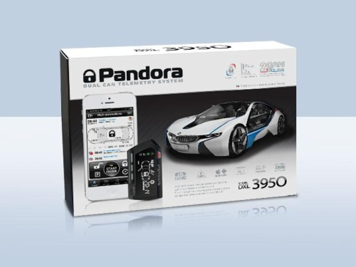 Pandora DXL 3950 GSM